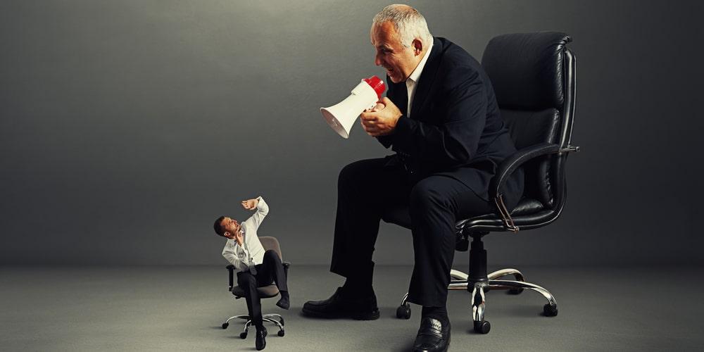 ненавижу начальника что делать